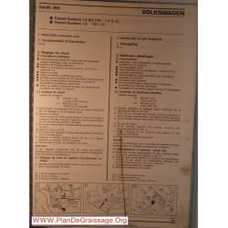 Zenith 2b5 Vokswagen Passat Santana 1600 1900 1979 1982 Carburator