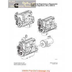 Cummins Isx Qsx15 Repair Manual 2000