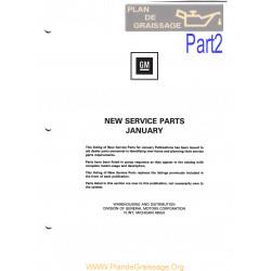 Gmc 52a Parts Catalog 1979 1984 Part2