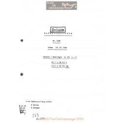 Flugzeug Handbuch Do 335 A 6 1944 Nachtjeager