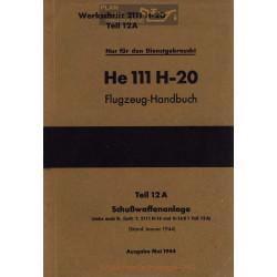 Heinkel He 111 H 20 Teil 12 A