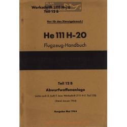 Heinkel He 111 H 20 Teil 12 B