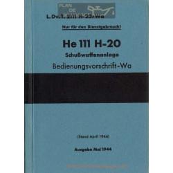Heinkel He 111 H 20 Wa