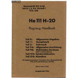 Heinkel He 111 H 20