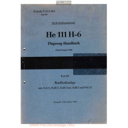 Heinkel He 111 H 6 Teil 9d