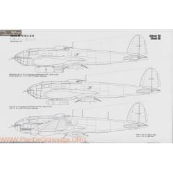 Heinkel He 111h11 Arkusz 01