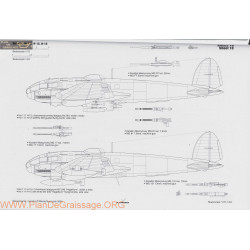 Heinkel He 111h12 Arkusz 01