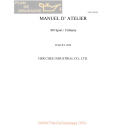 Adly 300 2004 Manual De Reparatie