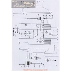 Agusta Mv 150 4 Tiempos Despiece Motor