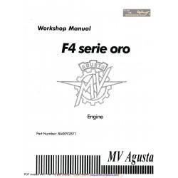 Agusta Mv F4 750 Manual De Reparatie