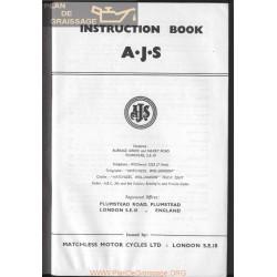 Ajs 16 18 31 Manual De Intretinere