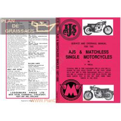 Ajs 1957 1966 Ajs Matchless Manual De Reparatie