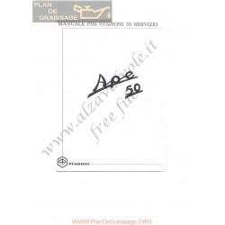 Ape 50 Manuale Caracteristique