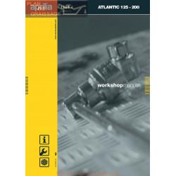 Aprilia Atlantic 125 200 2002 Manual De Reparatie