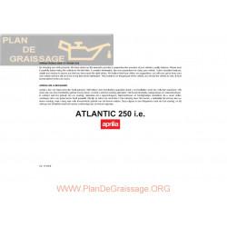 Aprilia Atlantic 250 Ie 2006 Manual De Intretinere