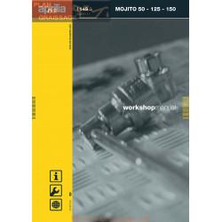 Aprilia Habana 50 125 150 Manual De Intretinere Si Utilizare