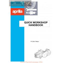 Aprilia Leonardo 250 2004 Manual De Reparatie