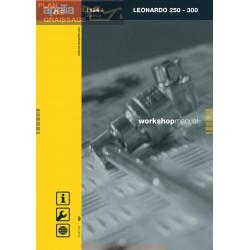 Aprilia Leonardo 250 300 2004 Manual De Reparatie