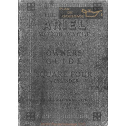 Ariel Square Four Owners 1933 1936