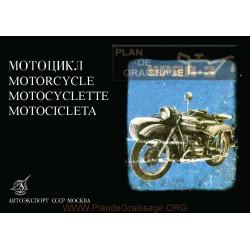 Avtoexport M66 Moto Manuel