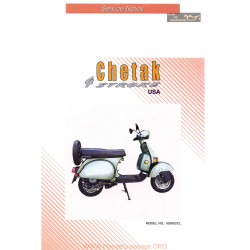 Bajaj Cheetak Manual De Reparatie