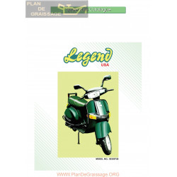 Bajaj Legend Parts List