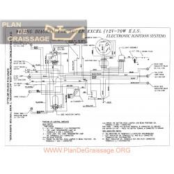 Bajaj Super Excel Schema Electrica