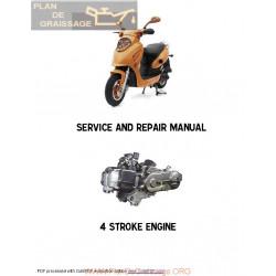 Baotian Reparatie Motor