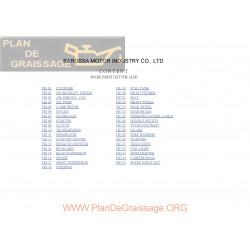 Barossa Python 50 Cc Parts List