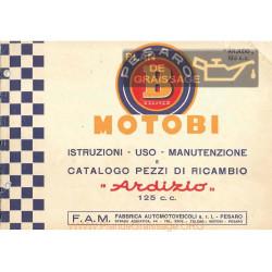 Benelli 125 Ardizio Cat