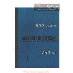 Benelli 500 Quattro 750 Sei Mo