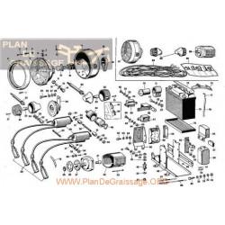 Benelli 500 Quattro Manual De Despiece