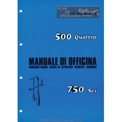 Benelli 750 500 Quattro