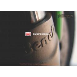Benelli Tre 1130 K Manuale De Utilizare