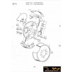 Borgward Isabella G11 A G13 Ersatzteilkatalog