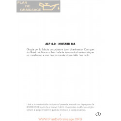Beta Alp 4 M4 Manual De Reparatie