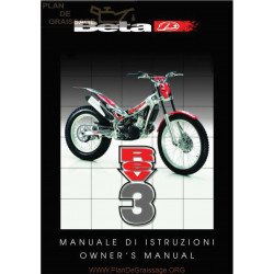 Beta Rev3 2t Trial Manual De Reparatie