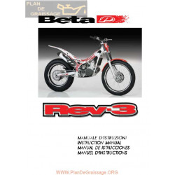Beta Rev3 Manual De Intretinere