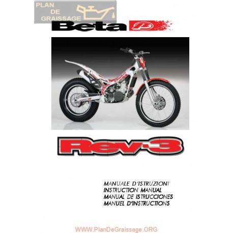 Beta Rev3 Manual De Intretinere