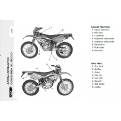 Beta Rr 125 Enduro Manual De Reparatie