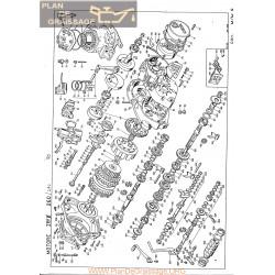 Beta Zero 1990 Parts List