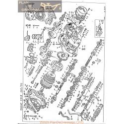 Beta Zero 1992 Parts List