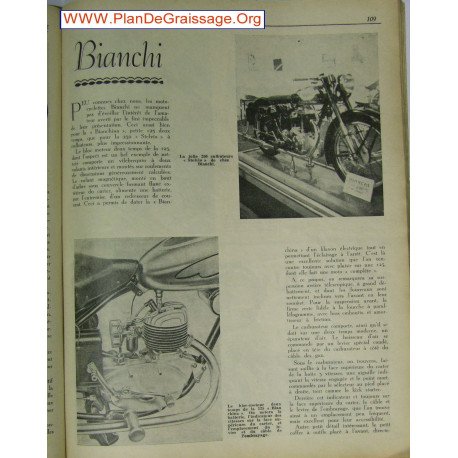 Bianchi 125 250 Cc Stevio