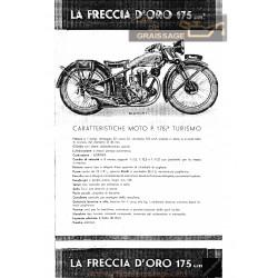 Bianchi 175 Freccia Doro Ct
