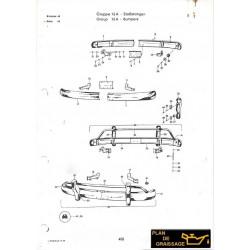 Borgward Isabella G16 A G17 Ersatzteilkatalog