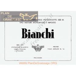 Bianchi 500m Vl Manuel Spare