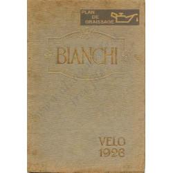 Bianchi Catalogue Velo 1926