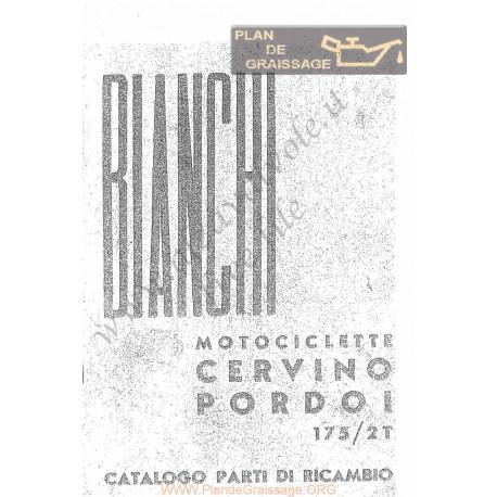 Bianchi Cervino Pordoi 175cc 2t Catalogue Spare