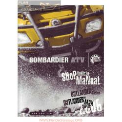 Bombardier Outlander 2006 Manual De Reparatie