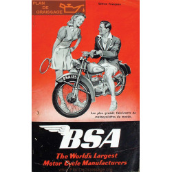 Bsa 1950 Leave Manual De Intretinere